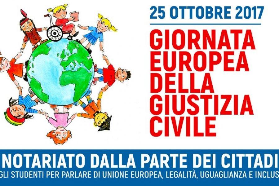 """""""Giornata Europea della Giustizia Civile"""": i notai incontrano gli studenti del Varchi"""